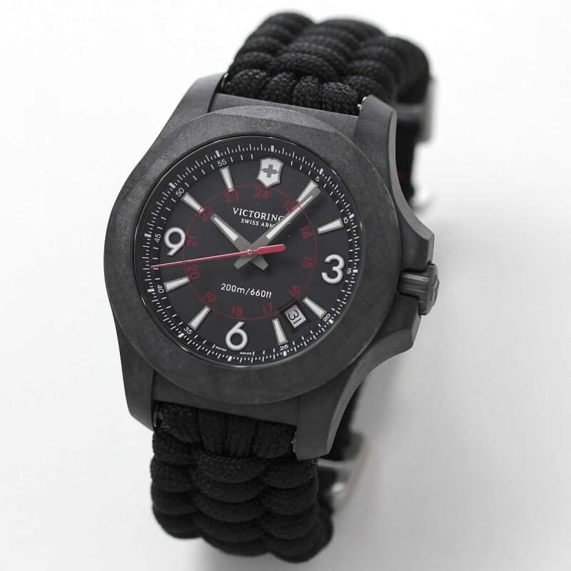 VICTORINOX(ビクトリノックス) I.N.O.X. CARBON(イノックス カーボン) 241776 腕時計