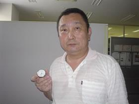 三重県にお住いの鈴木智司様からご到着後の画像を頂きました。ありがとうございます。