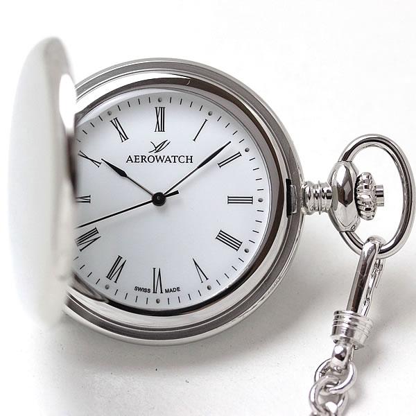 アエロ(AERO)懐中時計 04821AA02 クォーツ式