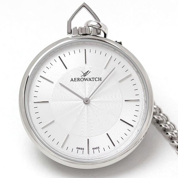 アエロ エアロ 懐中時計