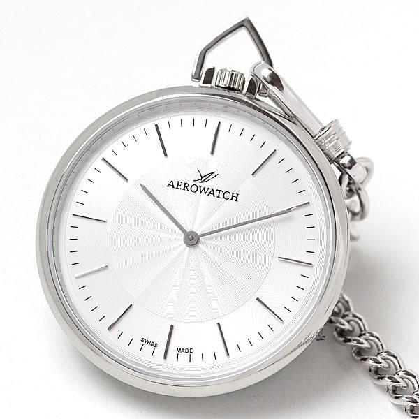 アエロ(AERO)懐中時計クォーツ式 05822aa02