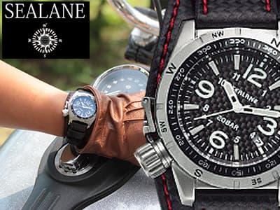 クリスマスプレゼントに腕時計を。SEALANE(シーレーン)腕時計