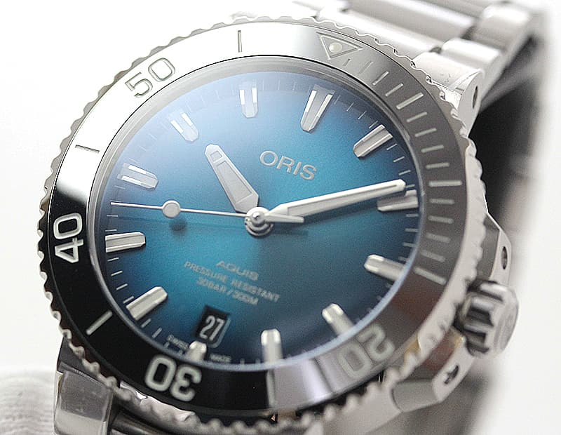 ORIS オリス ダイバーズウォッチ ダイビング腕時計