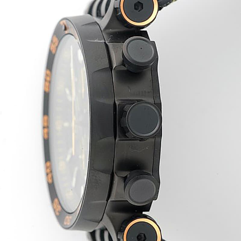 ボストークヨーロッパ腕時計 側面