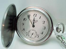 ティソ、TISSOT懐中時計 T83.7.407.32