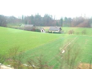 自然が広がる スイス