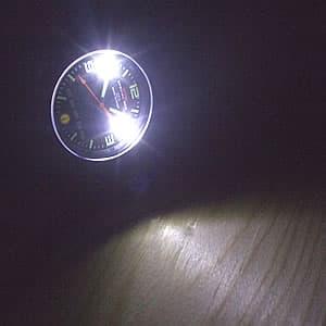 MTM 時計 ライト