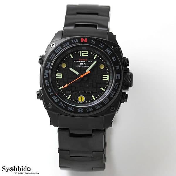 MTM SPECIAL OPS サイレンサー MTM-991B ブラック