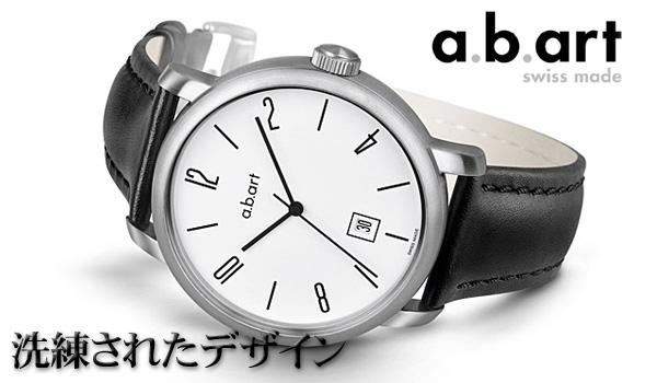 a.b.art(エービーアート)腕時計