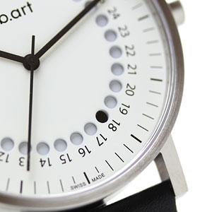 a.b.art エービーアート 腕時計  31ホールのインジケーター