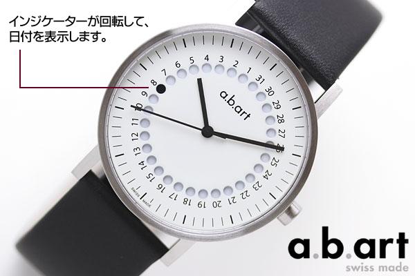 a.b.art エービーアート 腕時計