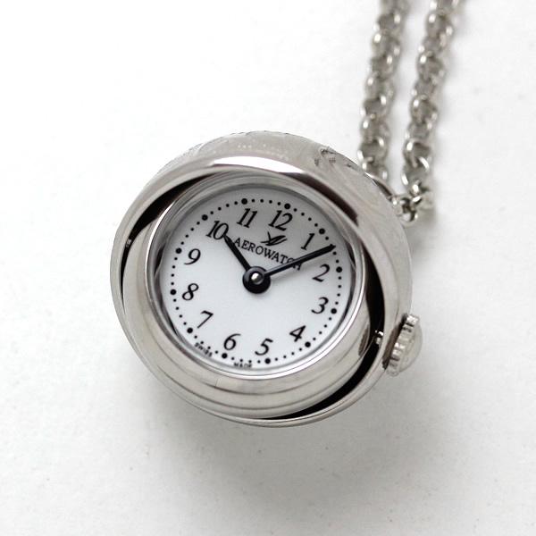 アエロ 懐中時計 ペンダントウォッチ 02820pd01