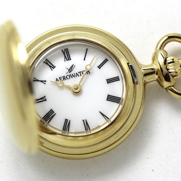 アエロ 懐中時計 ペンダントウォッチ 30816ja01