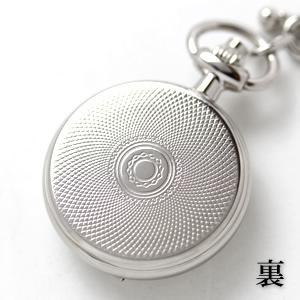 アエロ 懐中時計 ペンダントウォッチ 30817pd01 裏側