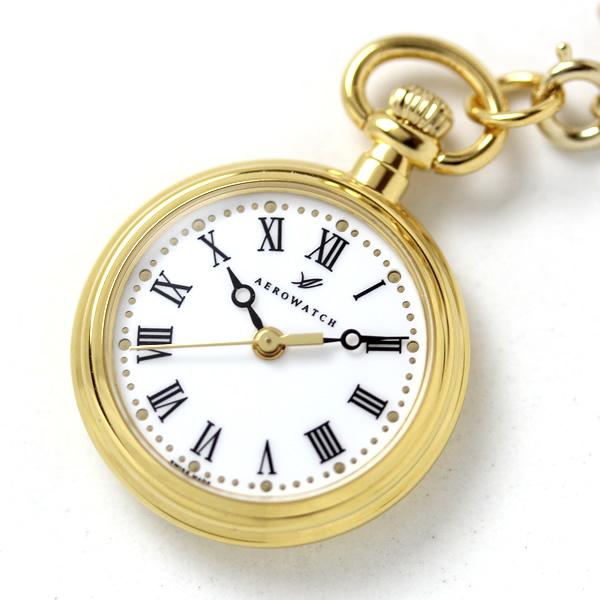 アエロ 懐中時計 ペンダントウォッチ aero04815ja01
