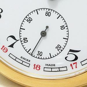 AERO 手巻き式 懐中時計スモールセコンド