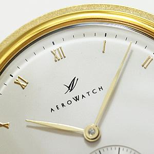 AERO 手巻き式 懐中時計 文字盤