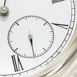 AERO 手巻き式 懐中時計 スモールセコンド