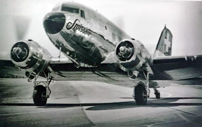 DOUGLAS DC-3 ダグラス 航空機 飛行機