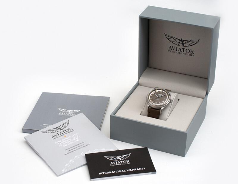 アビエイター 腕時計 ボックス