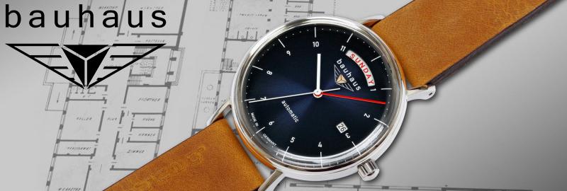 bauhaus(バウハウス)腕時計