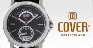 COVER コヴァー ダイバー 腕時計