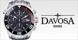 ダボサ DAVOSA 時計
