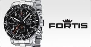 フォルティス 時計