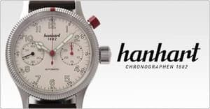 HANHART(ハンハルト)腕時 計