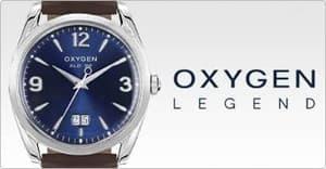 オキシゲン 腕時計