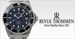 REVUE THOMMEN(レビュートーメン)腕時計