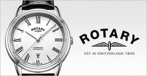 rotary ロータリ腕時計