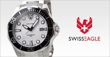 スイスイーグル 腕時計