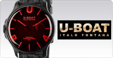 U-BOAT Uボート腕時計