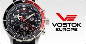 ボストークヨーロッパ腕時計