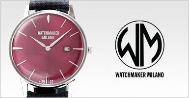 ウォッチメーカーミラノ 腕時計