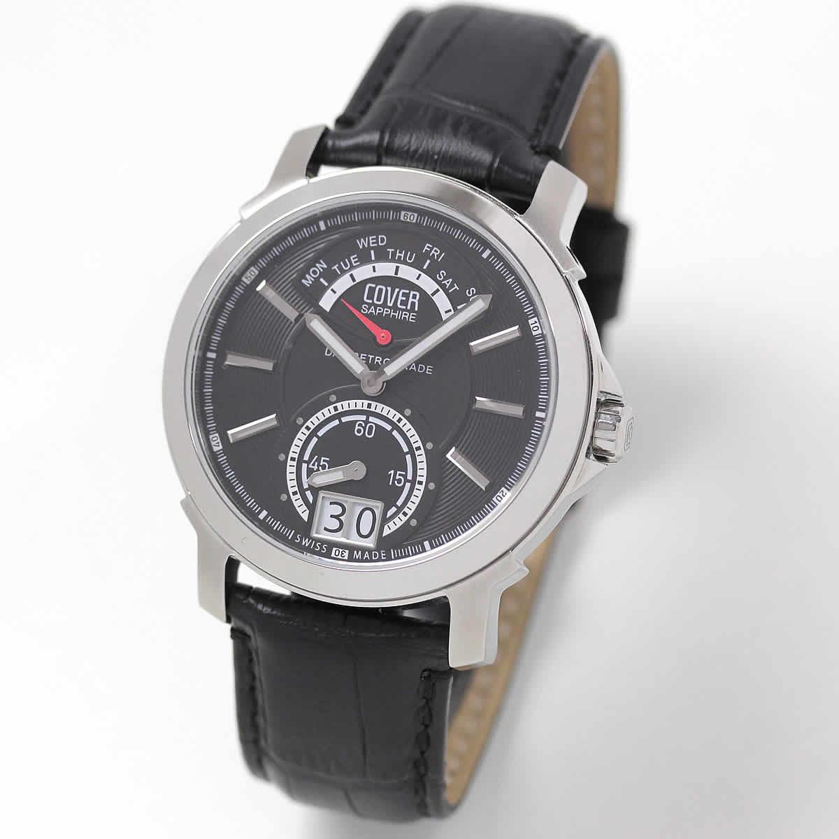コヴァ 時計 レトログラード