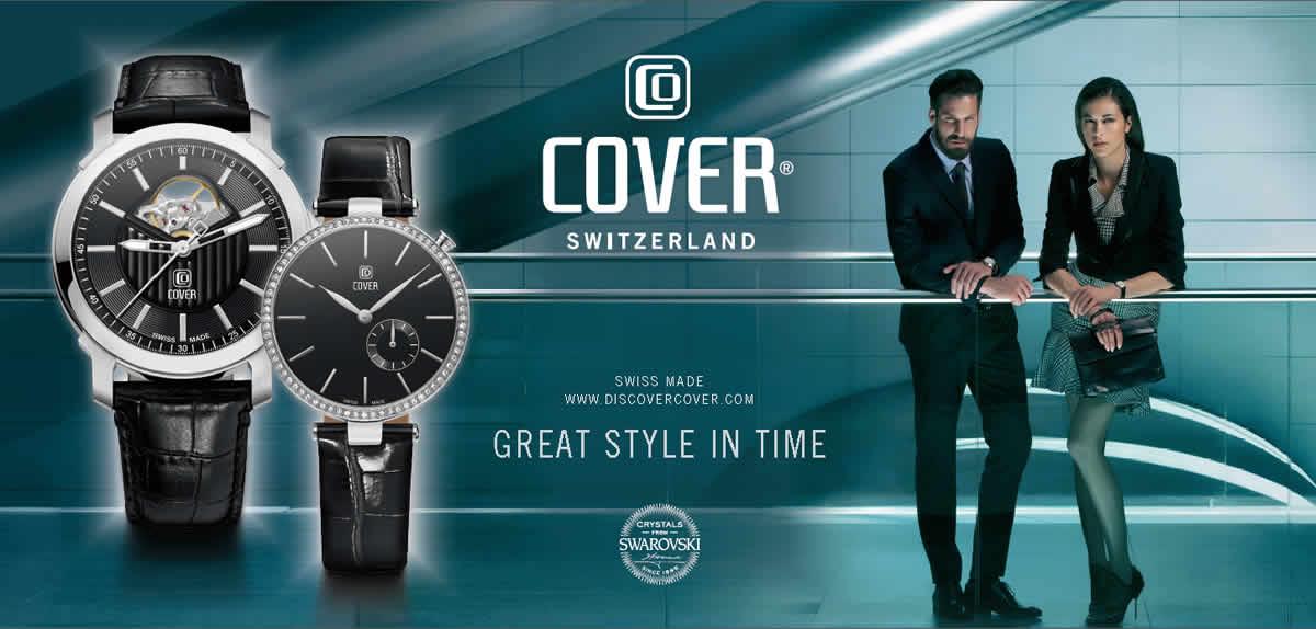 スイス COVER 時計