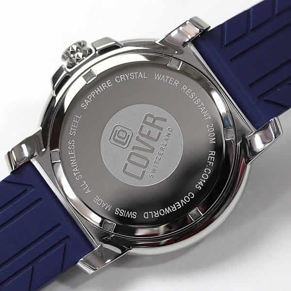 腕時計 裏ぶた