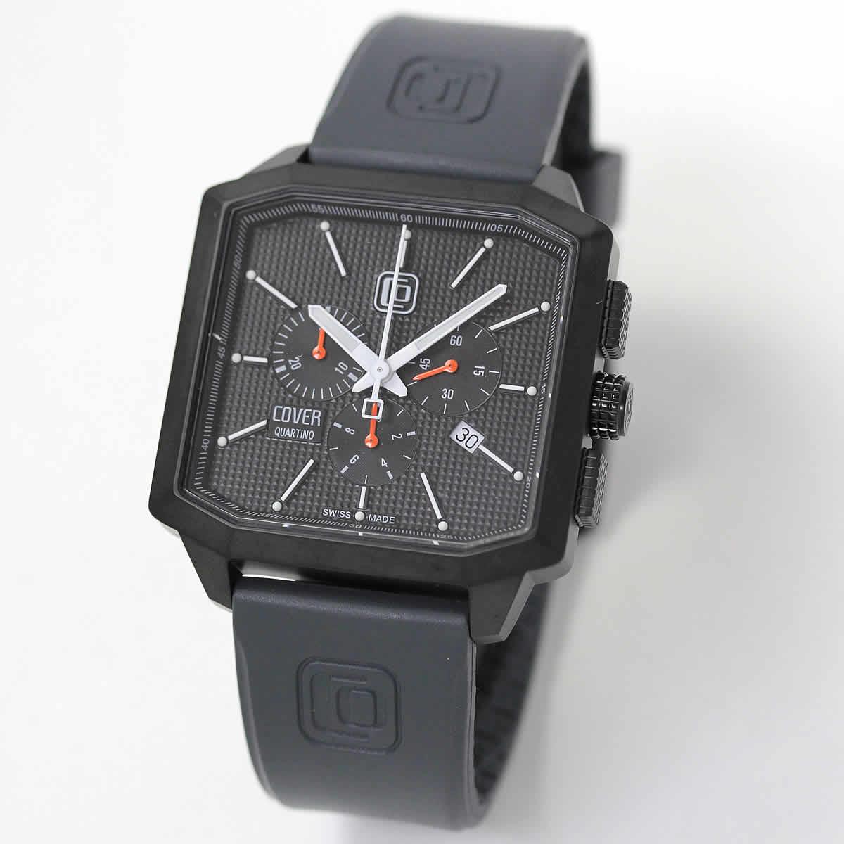 ブラック 黒 時計