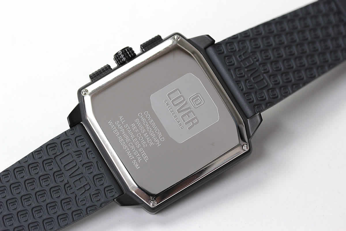 コヴァー 裏ぶた 時計