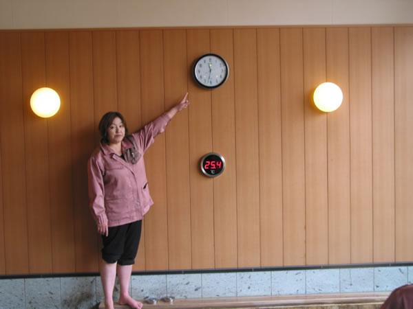 シチズン 強化防滴・防塵電波掛け時計 ネムリーナをお買い上げいただきました、長野県にお住まいの菊池頼紀様より到着後の設置完了画像をいただきました。ありがとうございます。