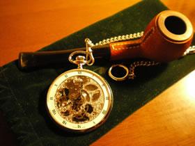 エポス(EPOS)/懐中時計/通販/2089PPをお買い上げいただきました、R.H(20〜30歳)様からの声