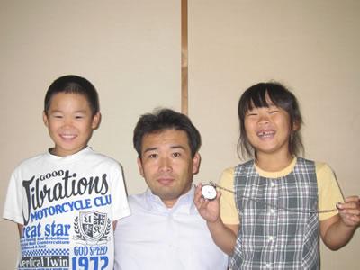 島根県にお住いの泉直秀様からご到着後の画像を頂きました。ありがとうございます。