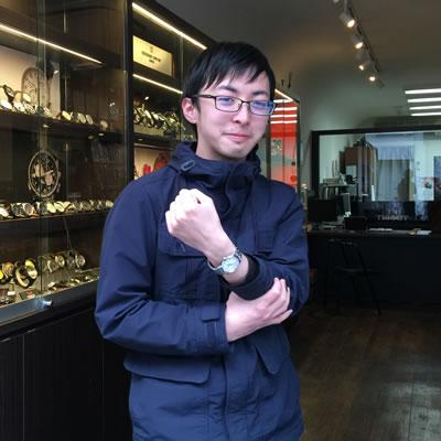 2015年2月 TISSOT(ティソ) クラシックドリーム ユングフラウ鉄道生誕100周年記念モデル T033.410.11.013.10 クォーツ メンズ腕時計をお買い上げいただきました森木亮羽様