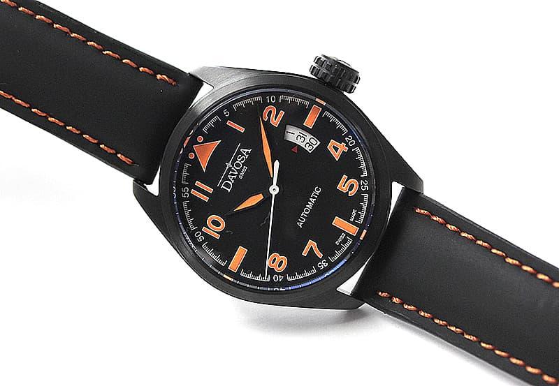 ダボサ DAVOSA 腕時計