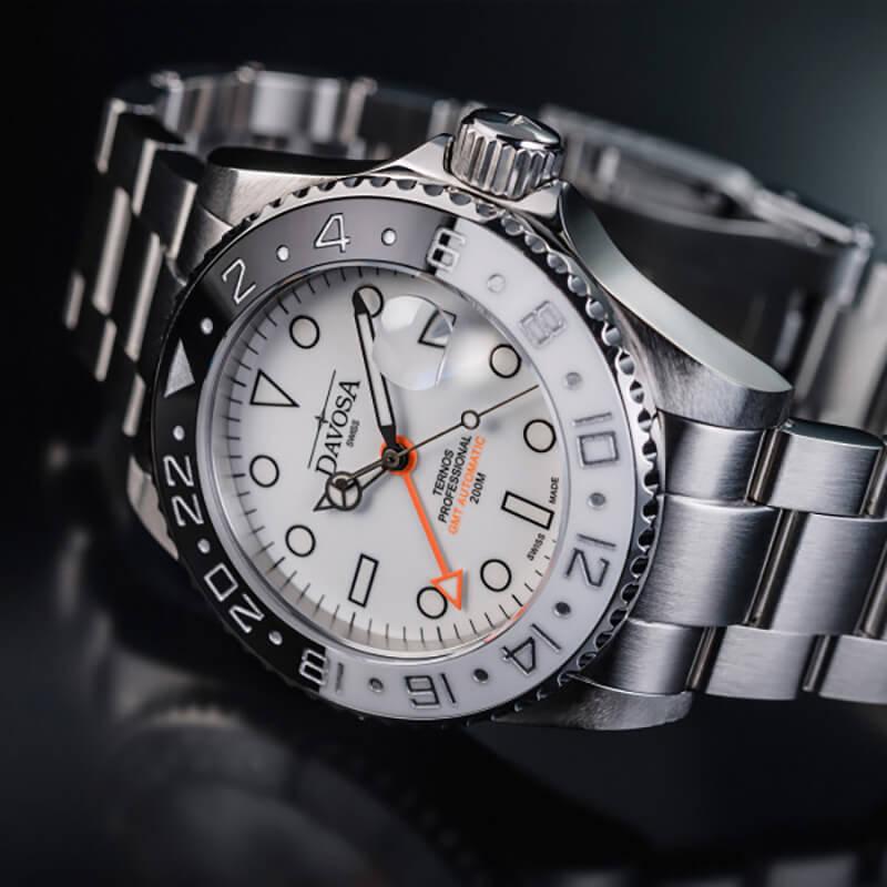 GMT 腕時計 ダボサ