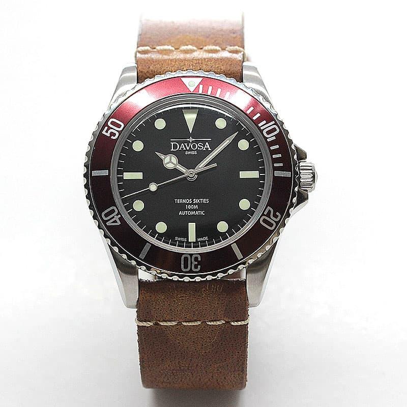 DAVOSA ダボサ テルノス 腕時計 レッド