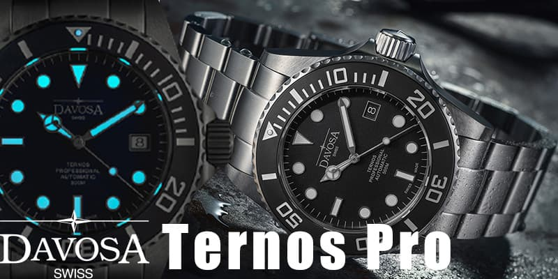 DAVOSA(ダボサ)TERNOS Pro(テルノス プロ)腕時計