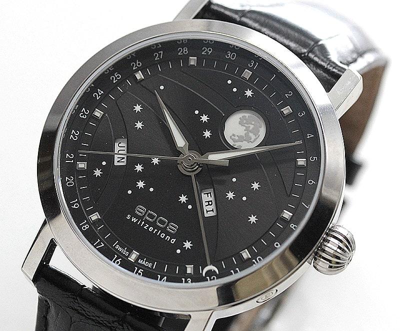 スイス製機械式ブランド 腕時計